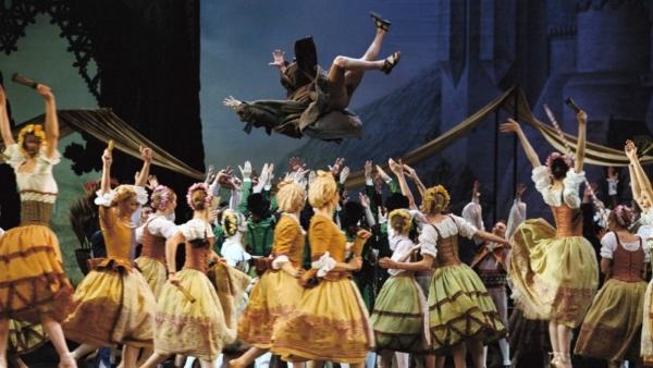 Les débuts de Don Quichotte sur les scènes françaises