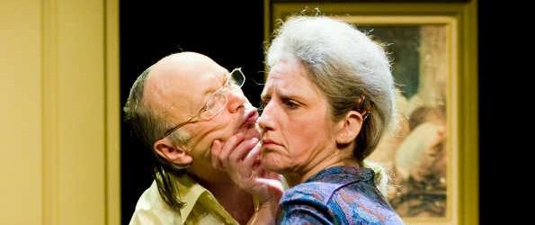 Jean-Claude Cotillard et Zazie Delem photo Geraldine Aresteanu