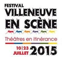 logo Villeneuve en scene 2015