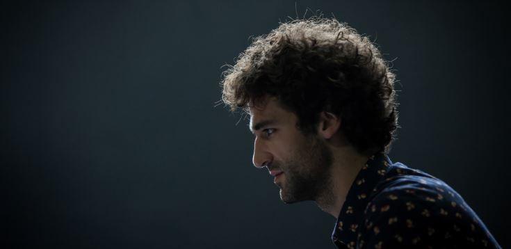 Sebastien Pouderoux photos de répétition © Simon Gosselin