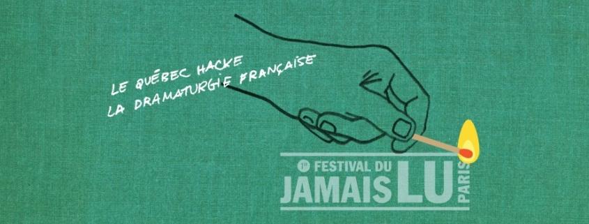 1er Festival du Jamais Lu à Paris