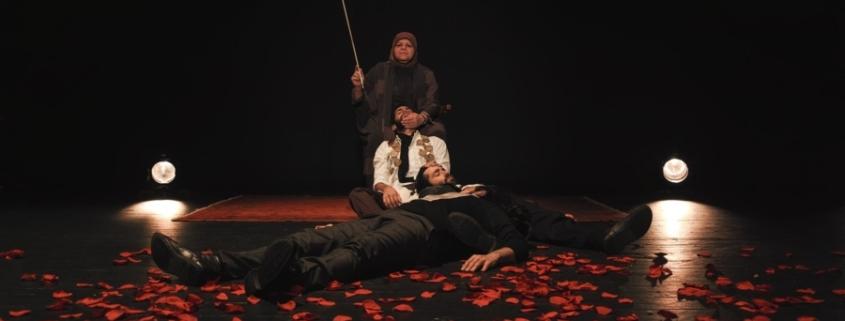Leila se meurt d' Ali Chahrour