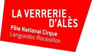 logo Verrerie d'Alès, Pôle National des Arts du Cirque Languedoc-Roussillon