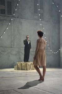 Jérémy Lopez et Suliane Brahim photo Vincent Pontet, coll. Comédie-Française