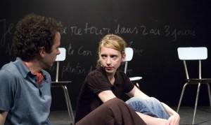 David Gobet et Anne Steffens photo Nelly Rodriguez