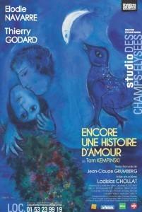 Encore une histoire d'amour de Tom Kempinski adapté par Jean-Claude Grumberg