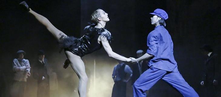 Le Béjart Ballet Lausanne à l'Opéra Royal de Versailles Photo Gregory Batardon