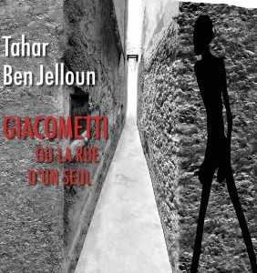 Giacometti ou la rue d'un seul de Tahar Ben Jelloun adapté par Sarah Vaussier