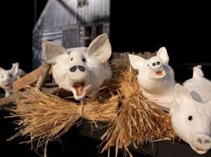 La Ferme des animaux par le Ljubljana Puppet Theatre