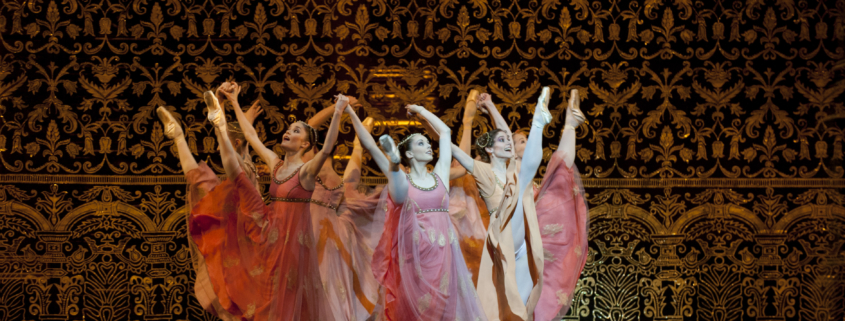 Photo Julien Benhamou Opéra national de Paris