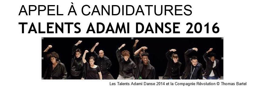 Talents ADAMI
