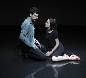 Christophe Paou et Marie Gillain - photo Pascal Victor/ArtComArt