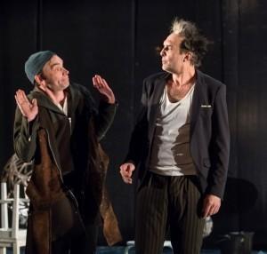Vincent Guédon et Nicolas Bouchaud @ Brigitte Enguérand