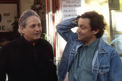 André Benedetto et Philippe Caubère
