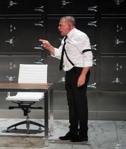 Philippe Torreton dans Arturo UI © Cosimo Mirco Magliocca