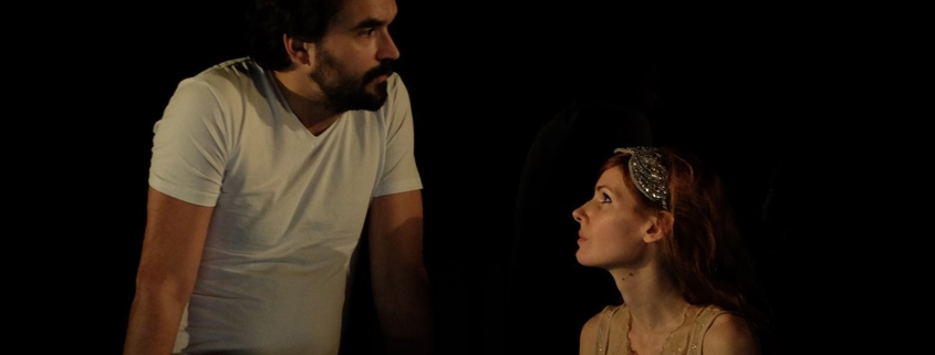 Philippe Calvario et Florence Le Corre © Pierre François