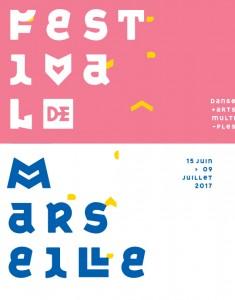 Affiche Festival Marseille 2017