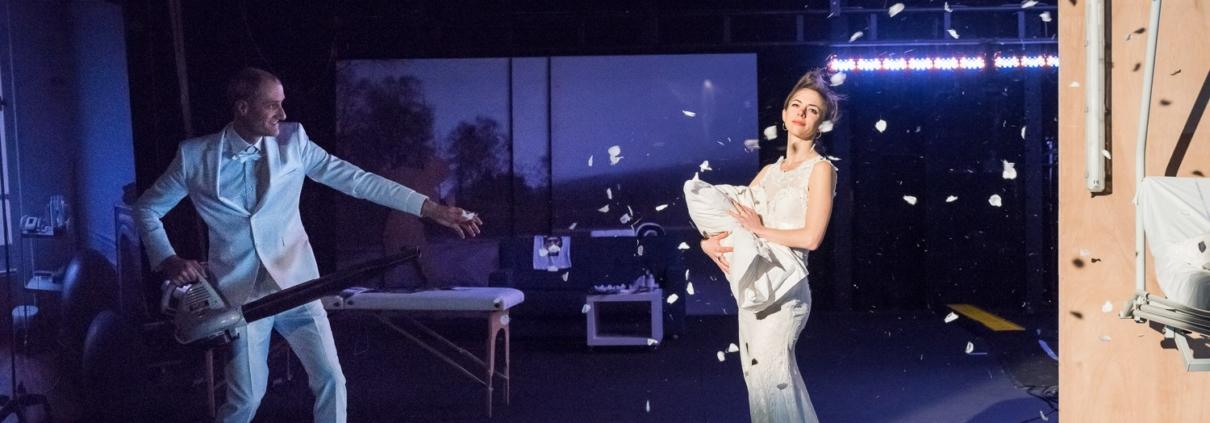 Robert Cantarella / Notre Faust, saison 2 - Nanterre-Amandiers