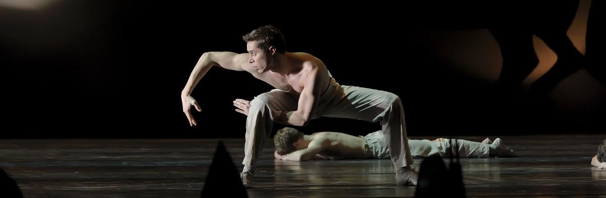 Julien Meyzindi dans Kaguyahime Photo Opéra national de Paris