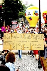 Le Festival des Traverses du théâtre de l'Opprimé