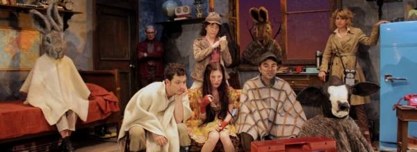 / critique / Avec Teatro Petra, la Colombie entre vengeance et pardon
