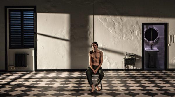 / critique / Stanislas Nordey dans la peau de Tarkovski