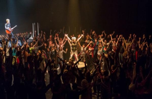 Les petits pas 2017 du Gymnase à Roubaix