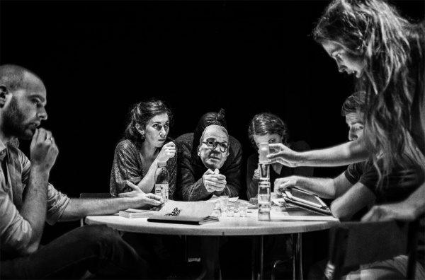 / histoire / Gilles Deleuze, un philosophe au théâtre ?