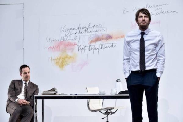 / critique / Un Professeur Bernhardi sous anxiolytiques