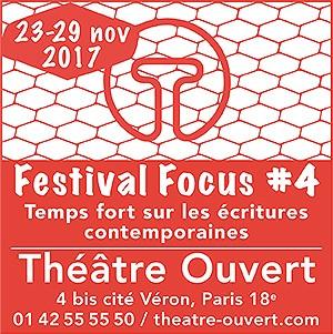 Focus #4 à Théâtre Ouvert