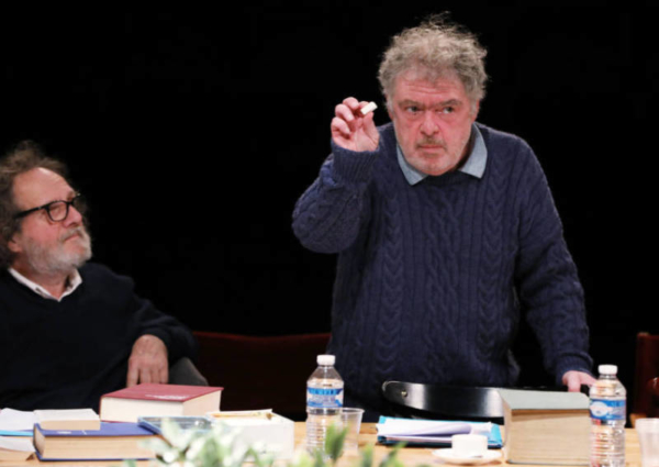 / critique / François Rancillac cherche la faute et trouve l'altérité