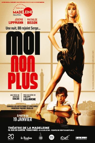 Jérémie Lippmann et Mathilde Bisson dans la peau de Bardot et Gainsbourg