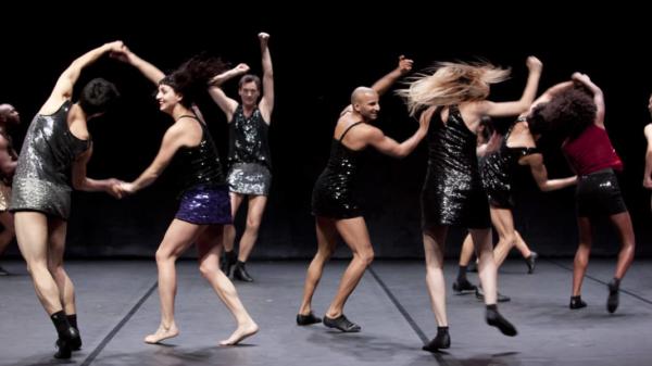/ critique / Jean-Claude Gallotta et ses ladies rock