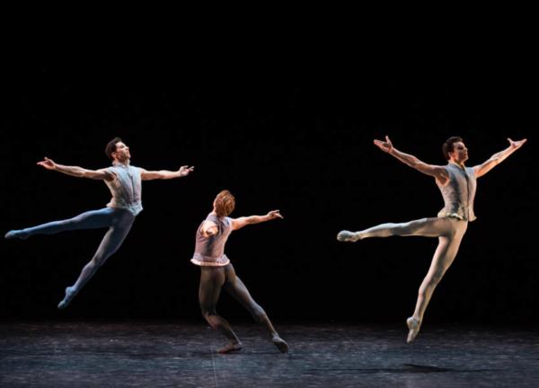 / critique / Le Ballet de l'Opéra national de Bordeaux retrouve des couleurs