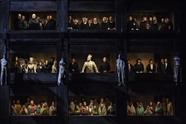 / critique / A l'Opéra de Lyon, le pouvoir incandescent de Verdi