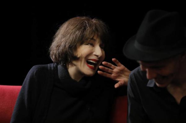/ critique / Judith Magre, sphinx du théâtre français