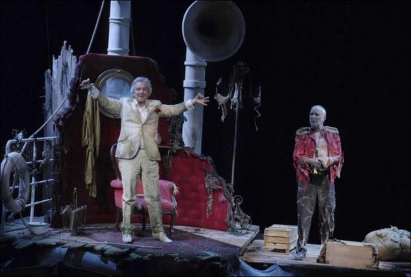 / actu / Roland Topor au théâtre