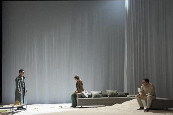 / critique / Mélanie Richard, lumineuse Bérénice