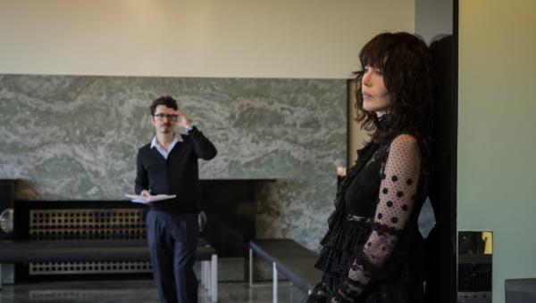 Isabelle Adjani dans Opening Night, une mise en scène de Cyril Teste d'après le film de John Cassavetes