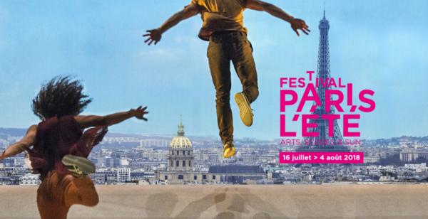 / actu / La programmation de Paris l'été 2018 !