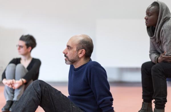 Construire, un spectacle de Stéphane Schoukroun avec des habitants de Clichy-sous-Bois et de Montfermeil