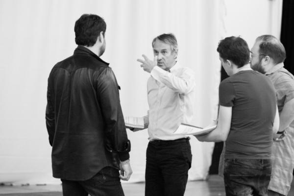Les débuts d'Ivo van Hove à l'Opéra national de Paris